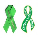 green ribbon for children's mental health week