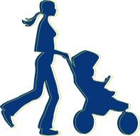 Stroller Strides logo