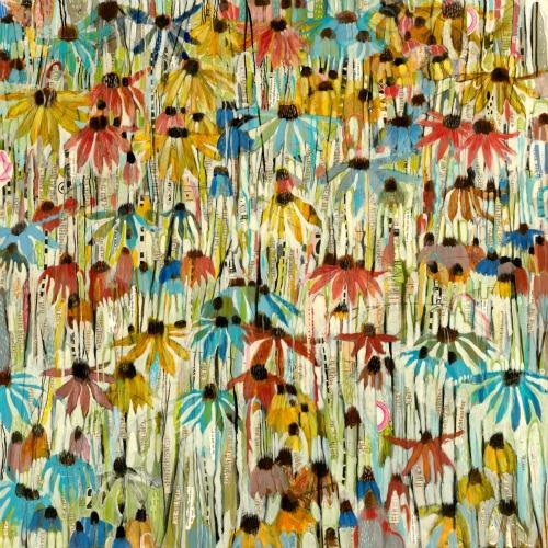 Flower Power by Judy Paul