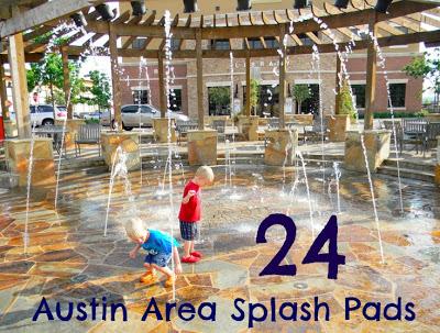 Austin Splash Pads