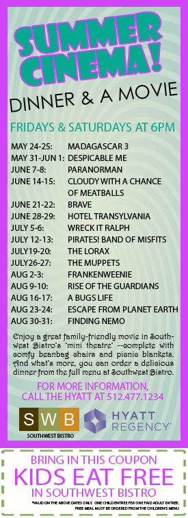 Summer Cinema2013