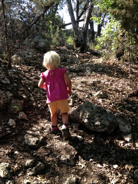 nora hiking
