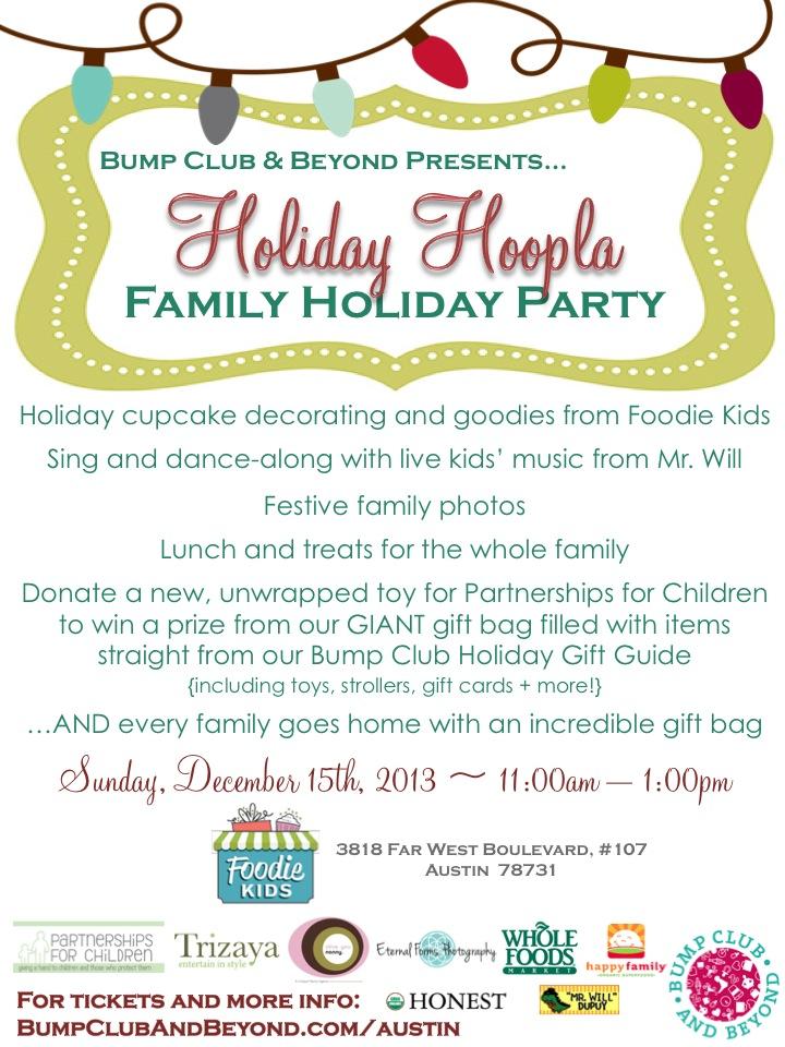 BCB Holiday Hoopla 2013