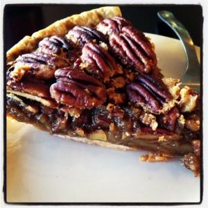 Pecan pie, Quack's
