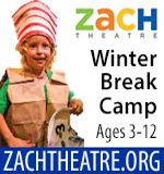 Winter Camp at ZACH Theatre