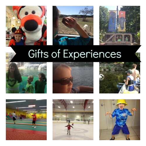 LiveMom Gifts of Experiences