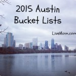 2015 Austin Bucket Lists