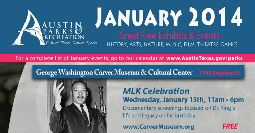 MLK Day Carver documentary screenings