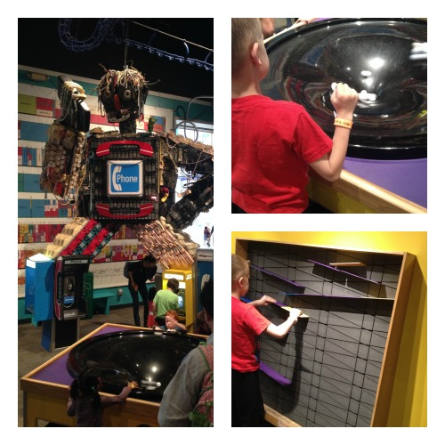 Children's Museum of Houston How it Works