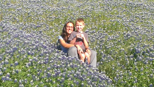 bluebonnets indeed