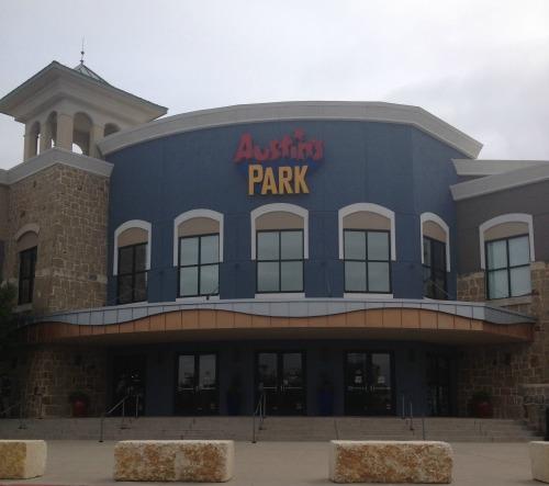 Austin's Park front