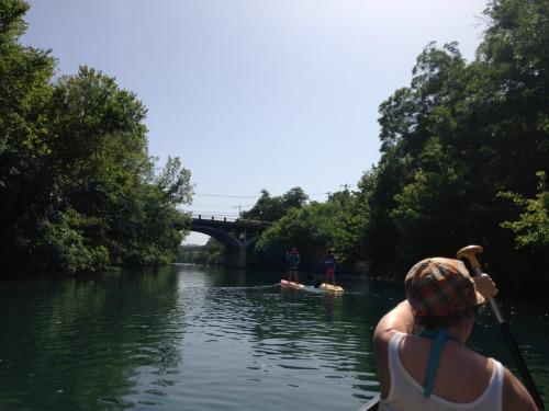 Bucket list Canoe 2
