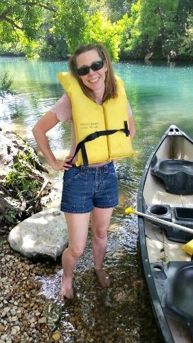 Bucket list Canoe 4