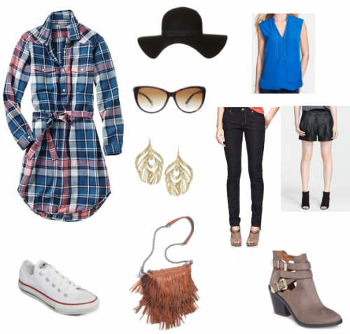 Jen's top ten ACL wardrobe necessities