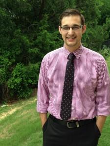 Sam Parrott, Artistic Director of the Austin Children's Choir