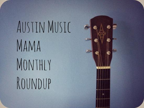 2015 Austin Music Mama Roundup