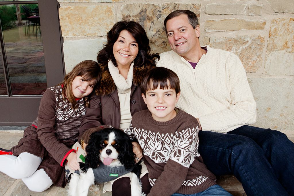 Lucente Family