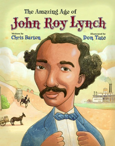 John Roy Lynch by Chris Barton