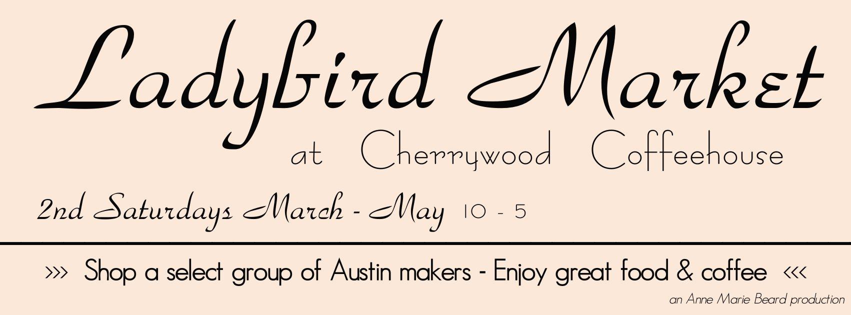 Ladybird web banner