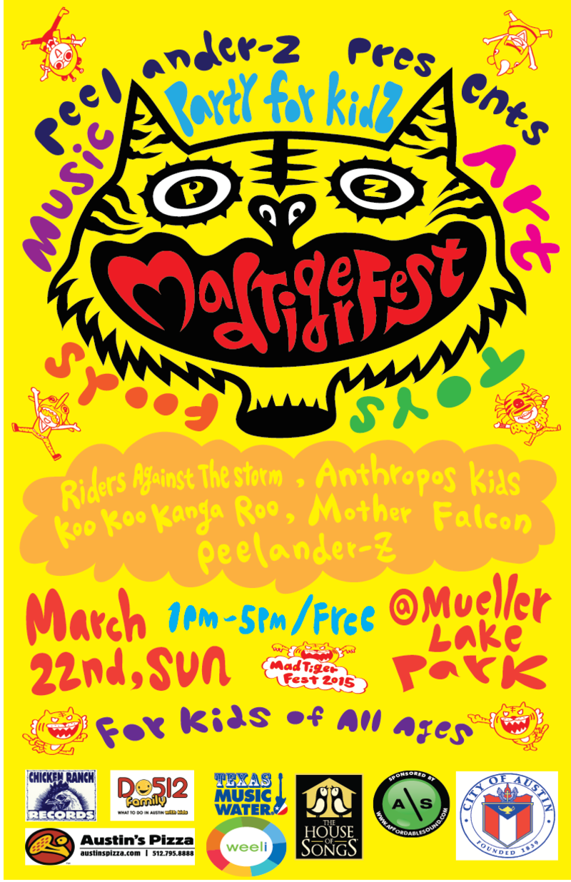 kids event poster