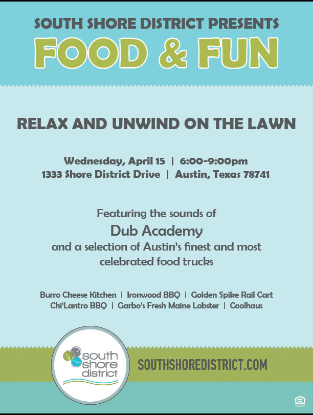 Food and Fun on the Lawn