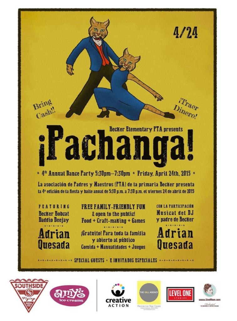 Pachanga Poster