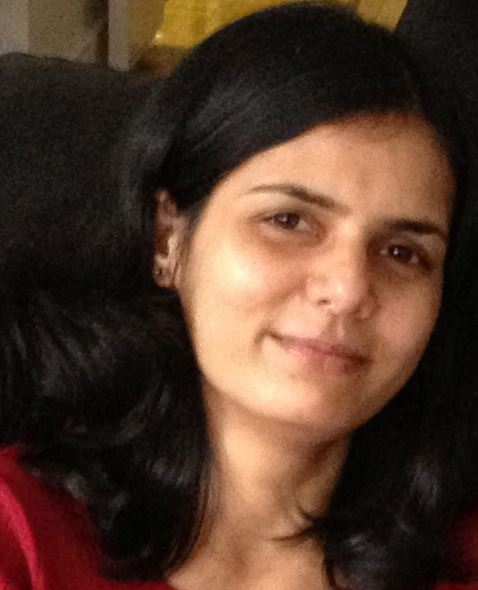 Rashmi Suman, co-creator of Fun With Circuits