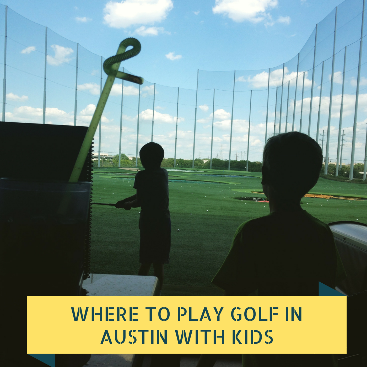 Places to Play Golf in Austin With Kids