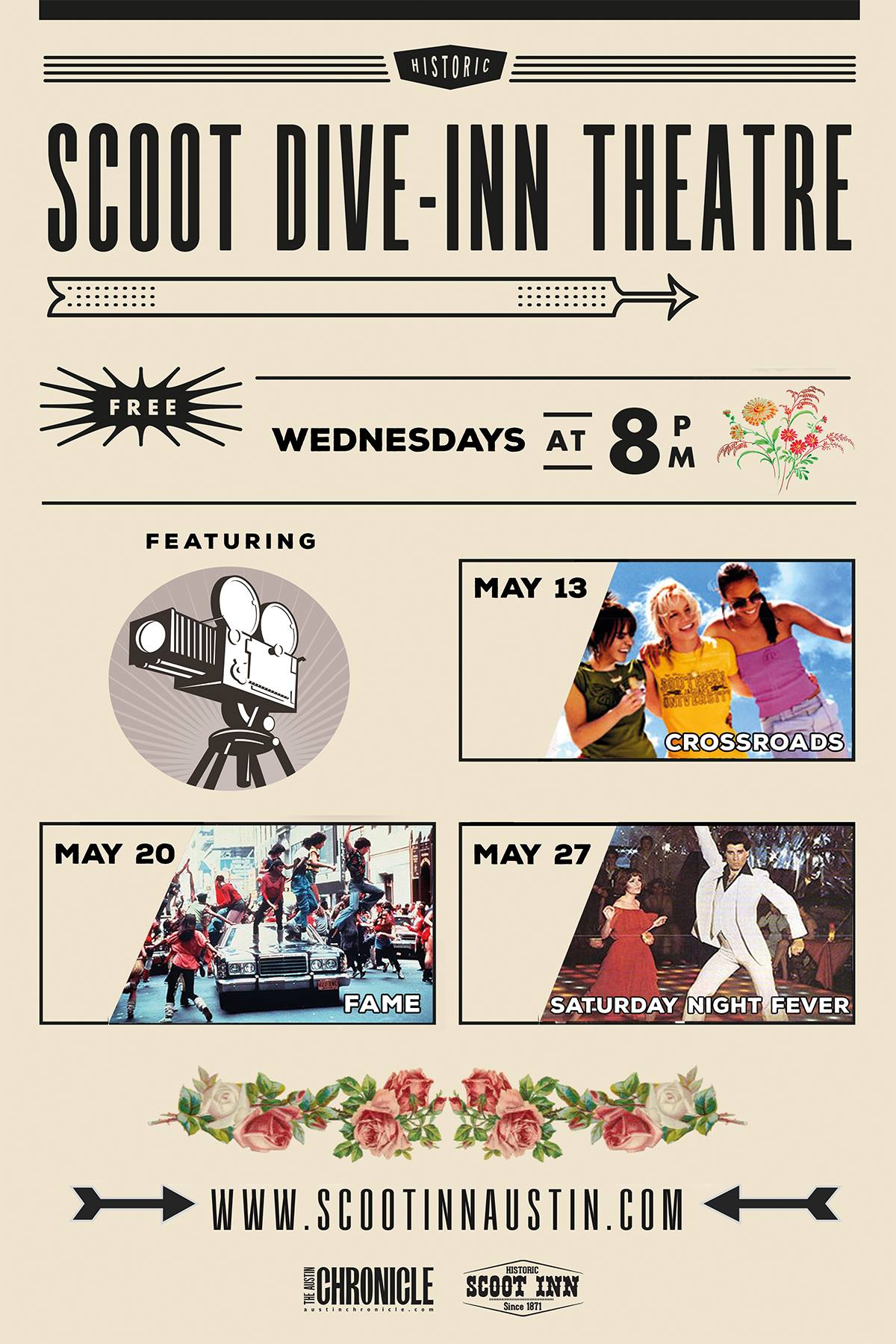 Scoot Dive Inn Theater