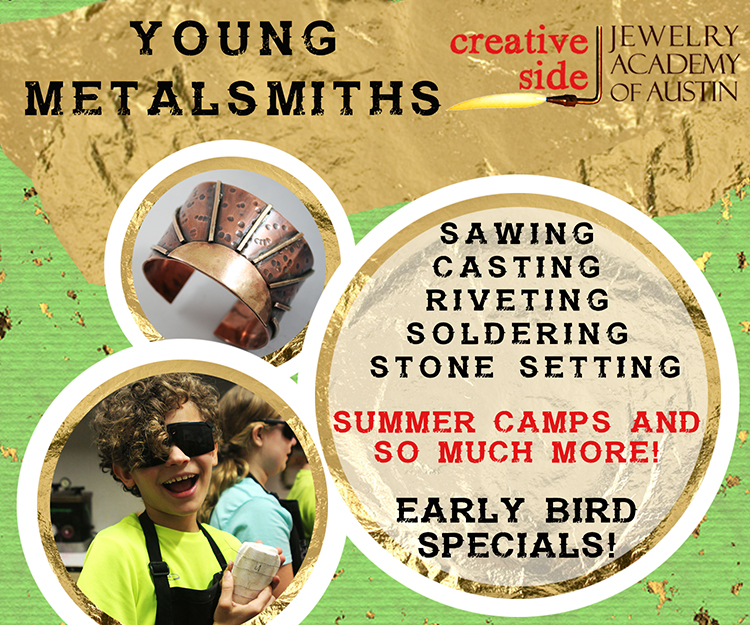 Young Metalsmiths-Free Fun Austin  Side Ad-smaller