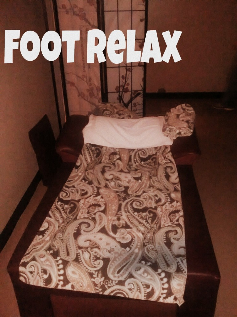 foot relax
