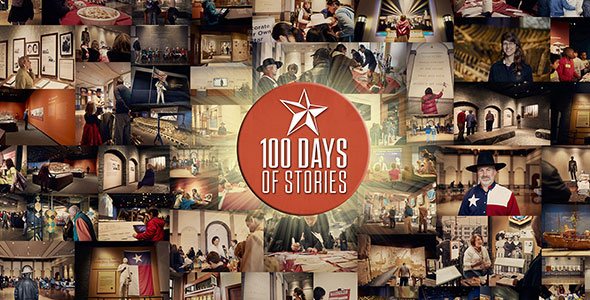 100 days of stories
