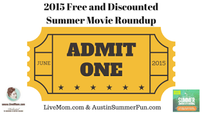 2015 Free and Discounted Movie Roundup