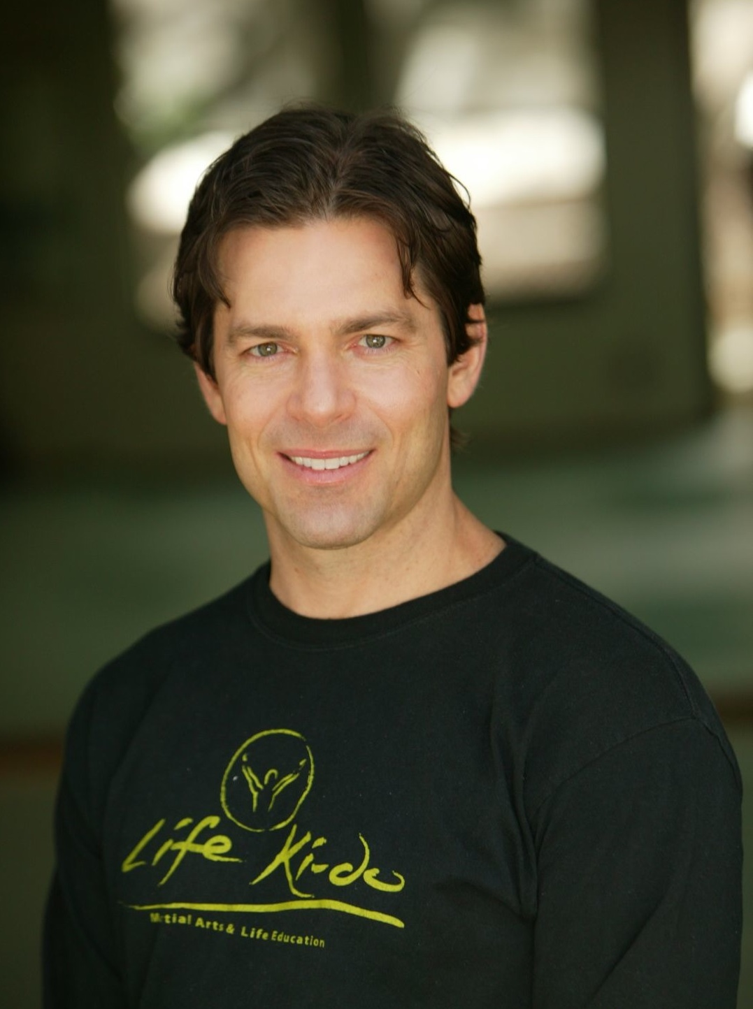 Jonathan Hewitt, Founder of Life Ki-Do