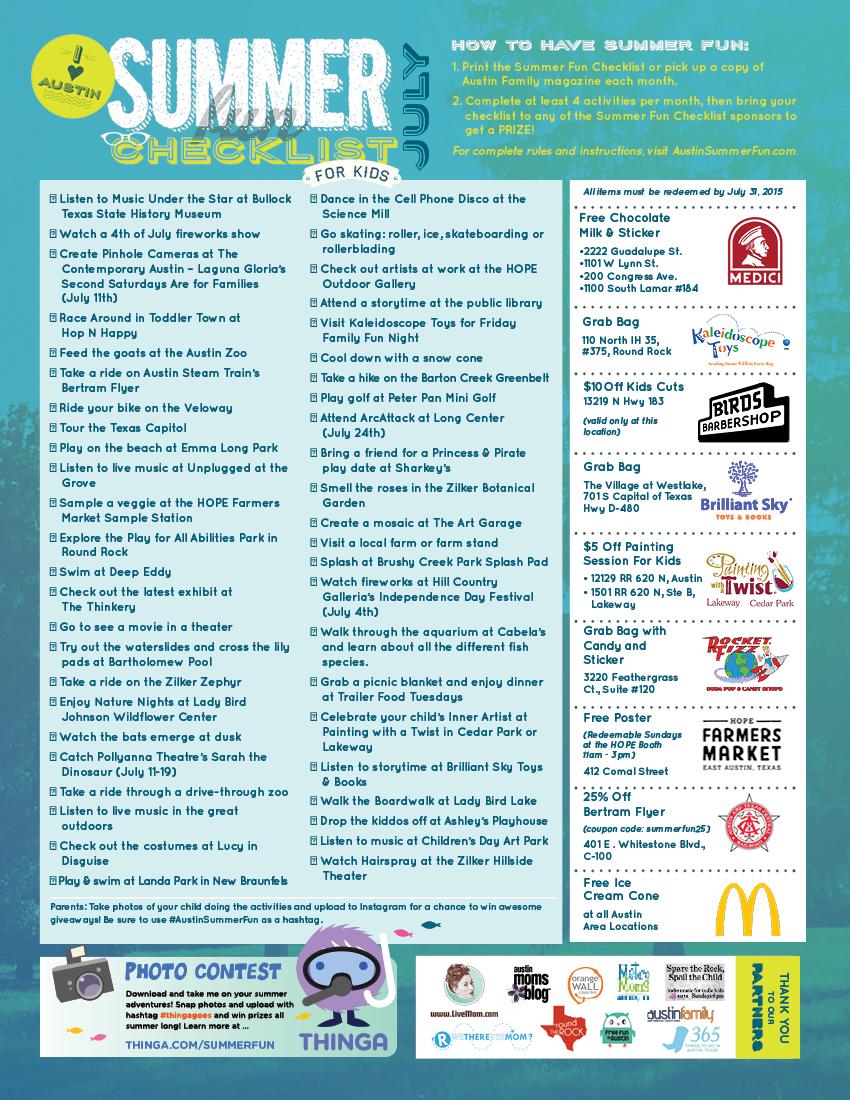 Summer Fun Checklist_July.4