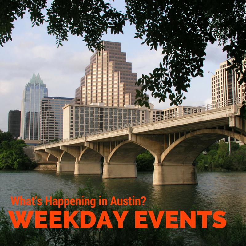 weekday events