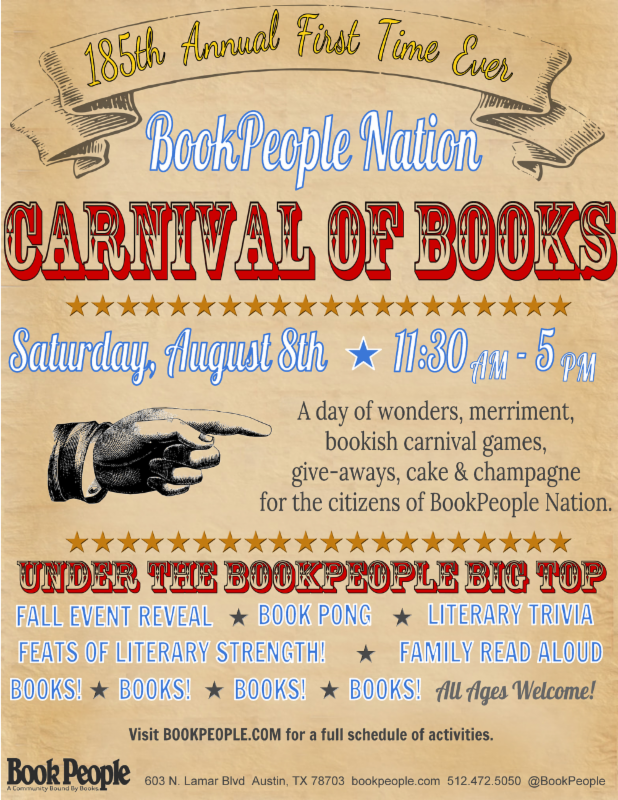 Carnival of Books