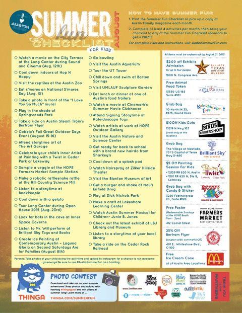 Summer Fun Checklist_August4_300