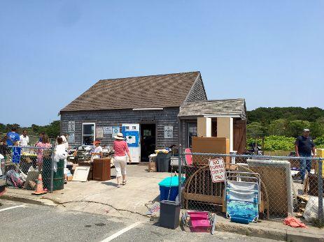 Nantucket Environmental Park - Take it or Leave it