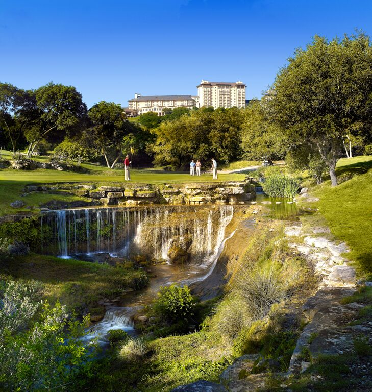 Omni Barton Creek golf