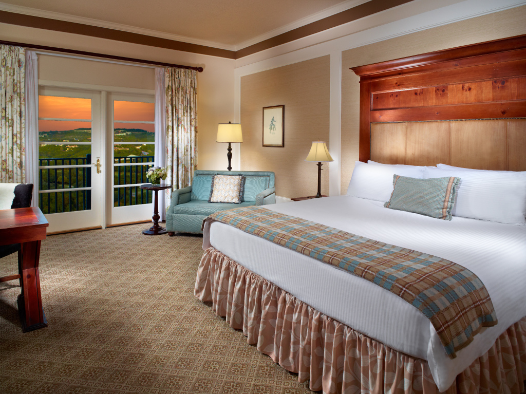 Omni Barton Creek room