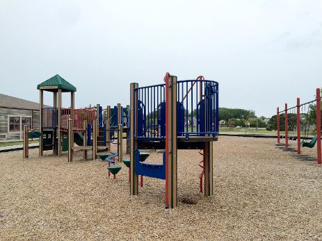 Playground at Nantucket Elementary School