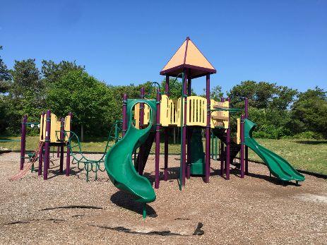 Winter Park - Older Kids Playscape