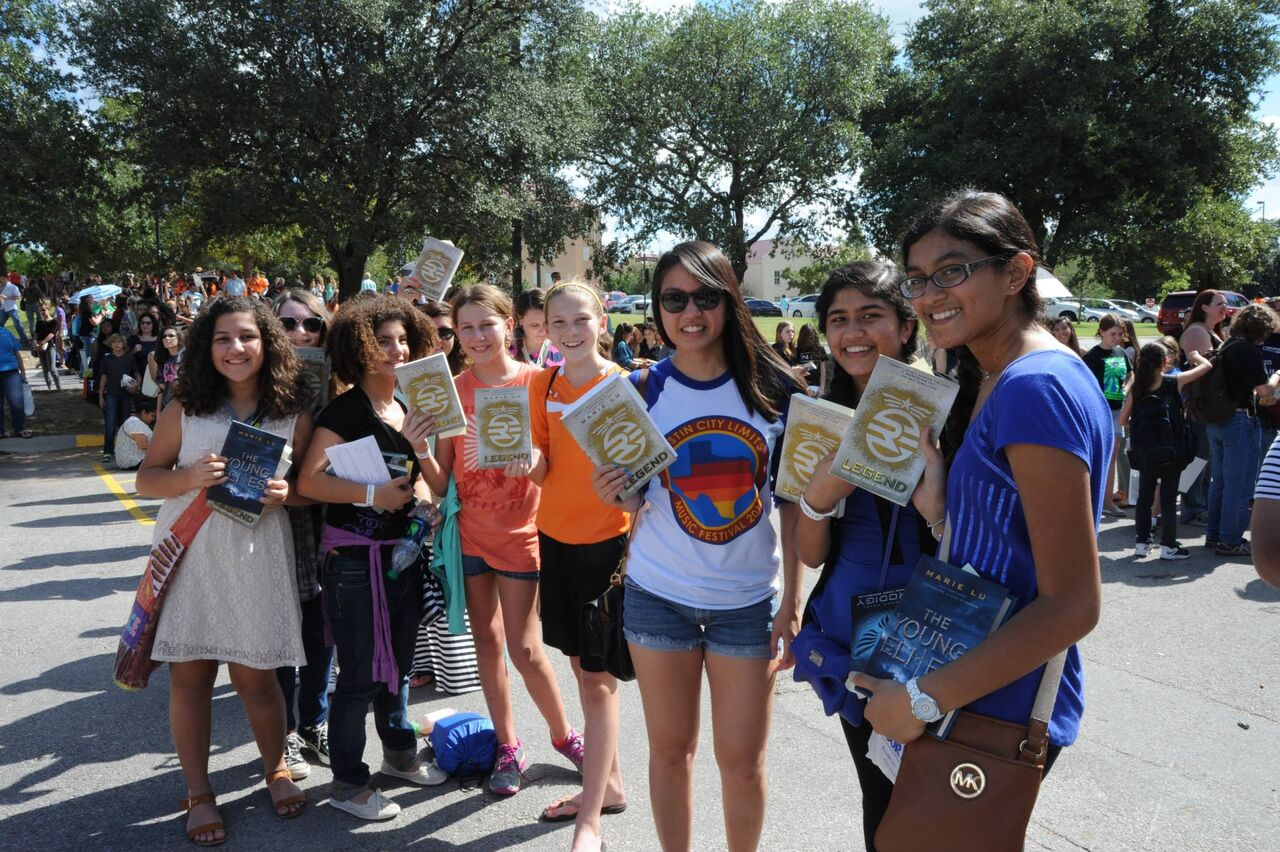 texas teen book festival 2015