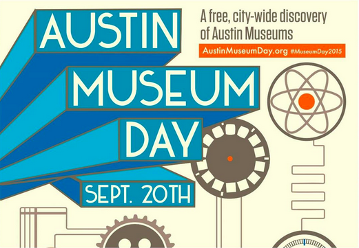 Austin Museum Day 2015