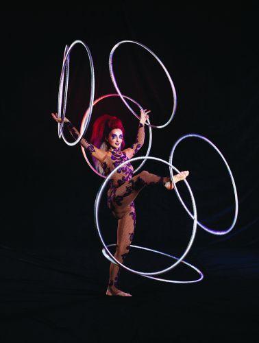 Irina KOOZA hoops manipulation