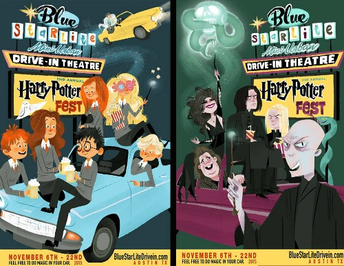 2nd annual harry potter fest