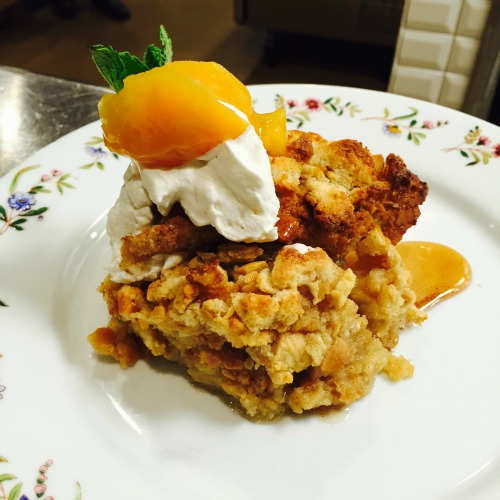 Bread Pudding Sala & Betty