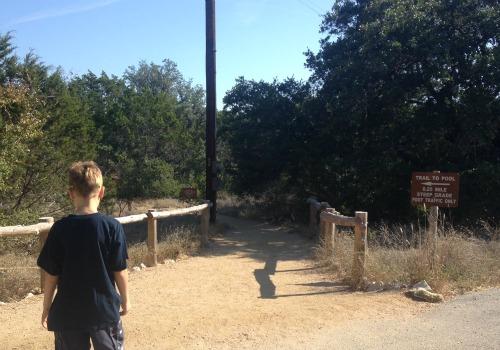 HP trail