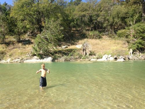 Hamilton Pool Pedernales River
